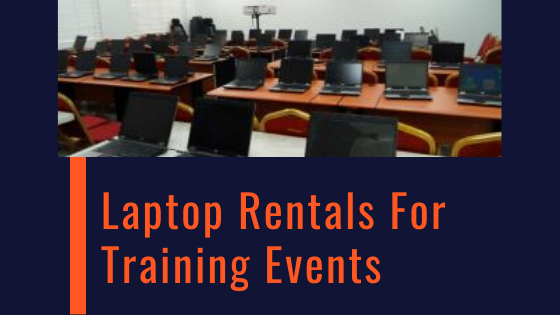 Laptop Rentals For Training Events